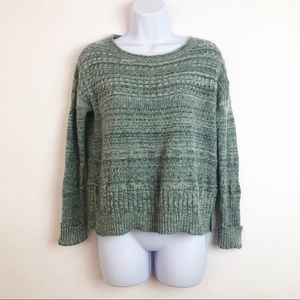 Sparrow Anthropology Crewneck Pullover Sweater S